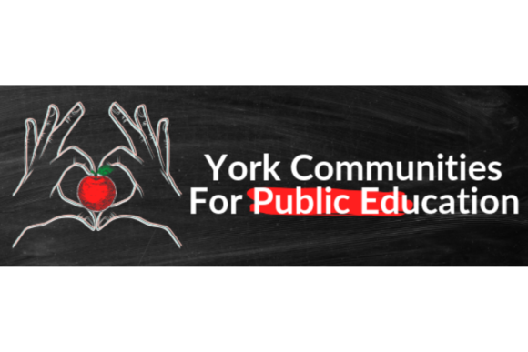 York Communities For Public Education